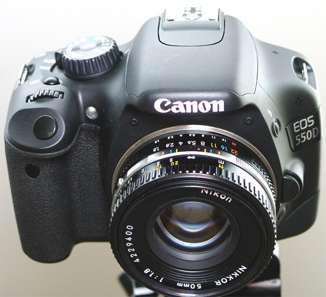 Nikon for Canon
