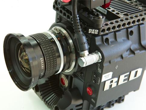 Nikon lens for Canon cameras